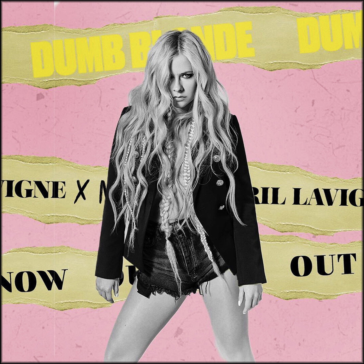 AVRIL LAVIGNE | DUMB BLONDE