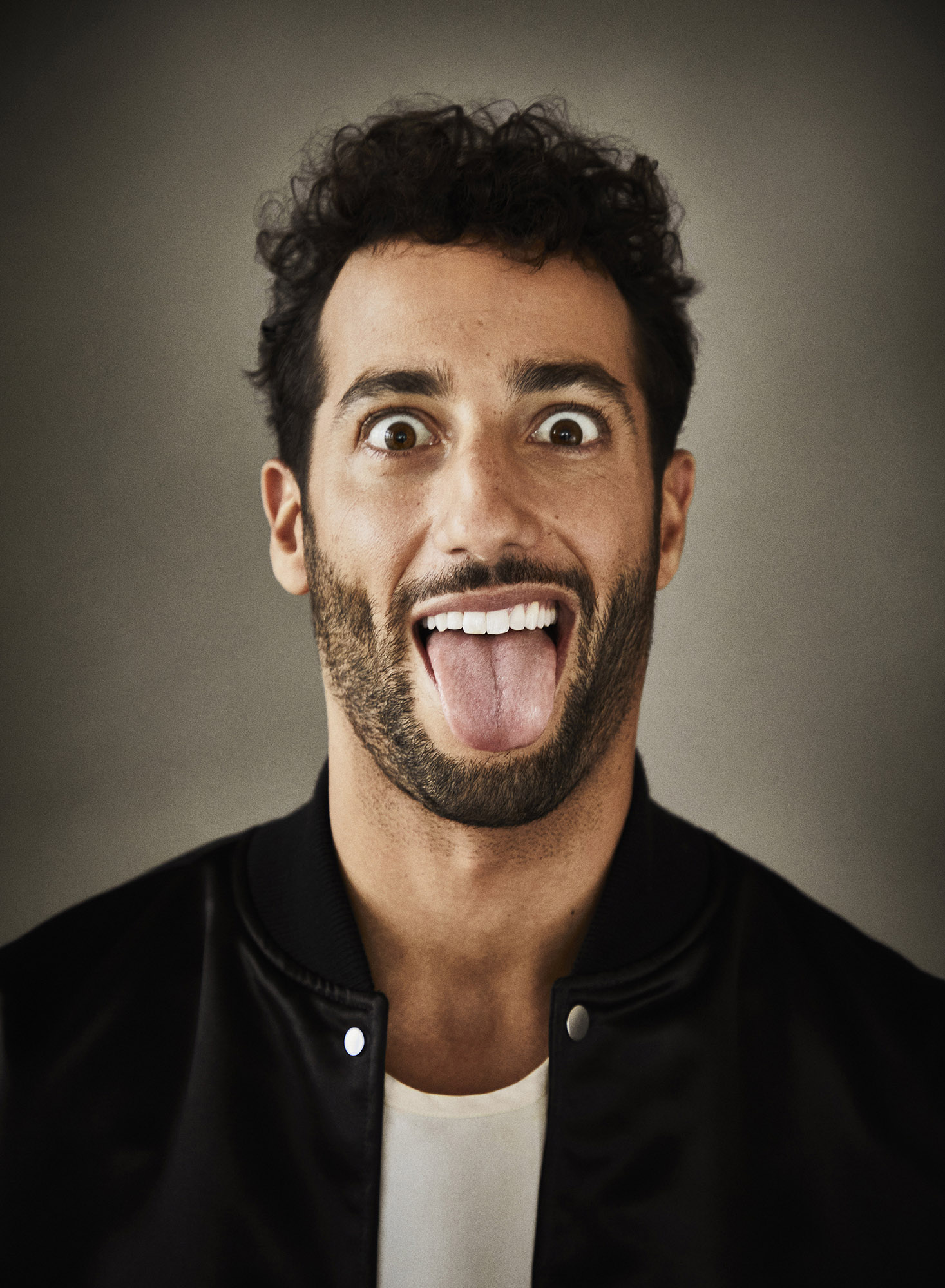 Daniel Ricciardo by David Needleman
