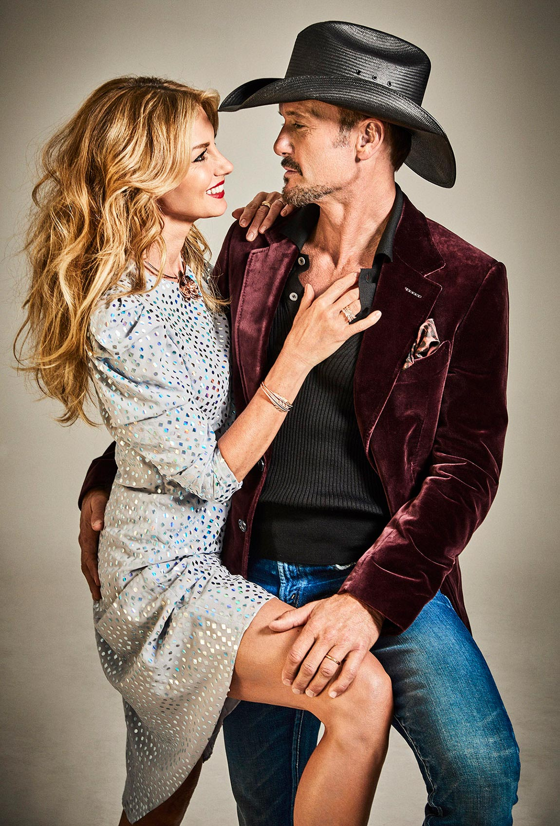 FAITH HILL + TIM MCGRAW