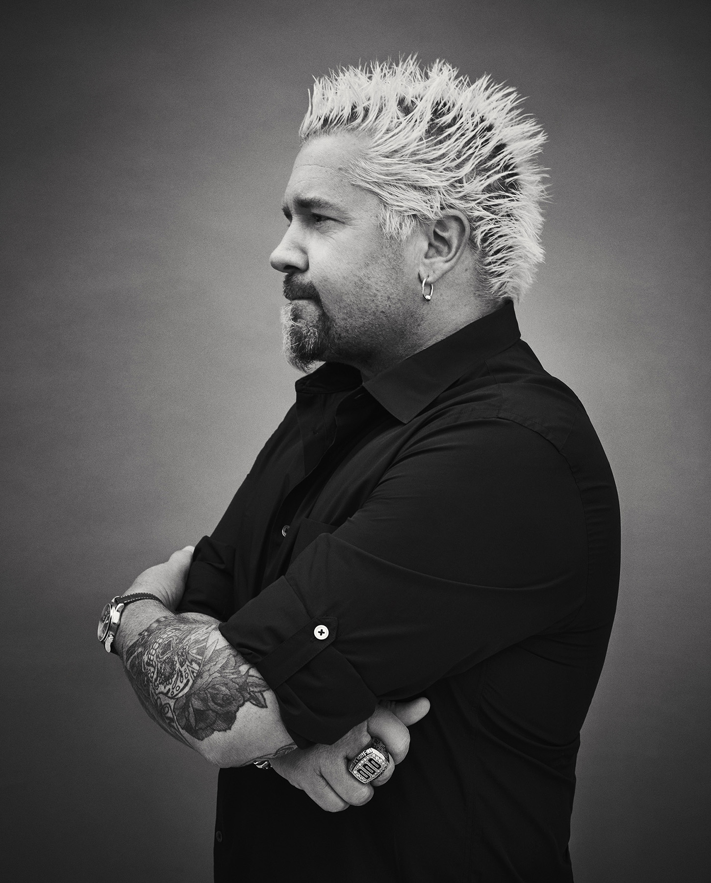 GUY FIERI by David Needleman