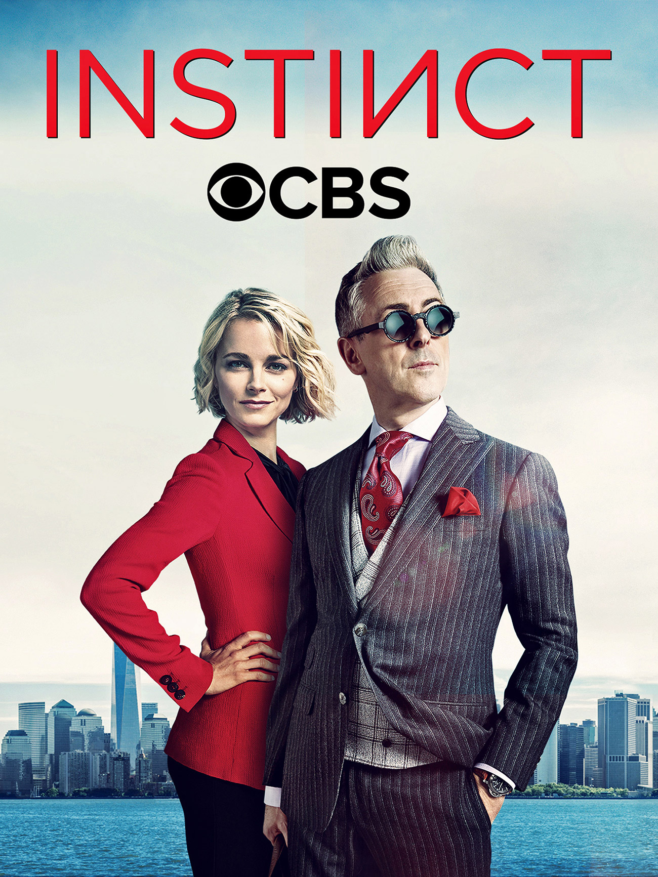 CBS INSTINCT SEASON 2 ARTWORK