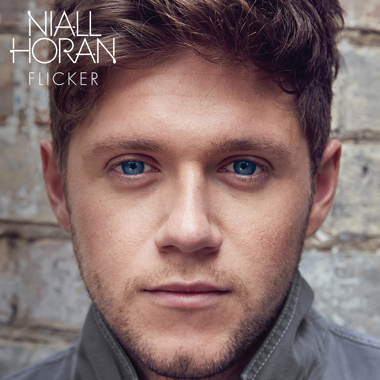 NIALL HORAN FLICKER ALBUM COVER