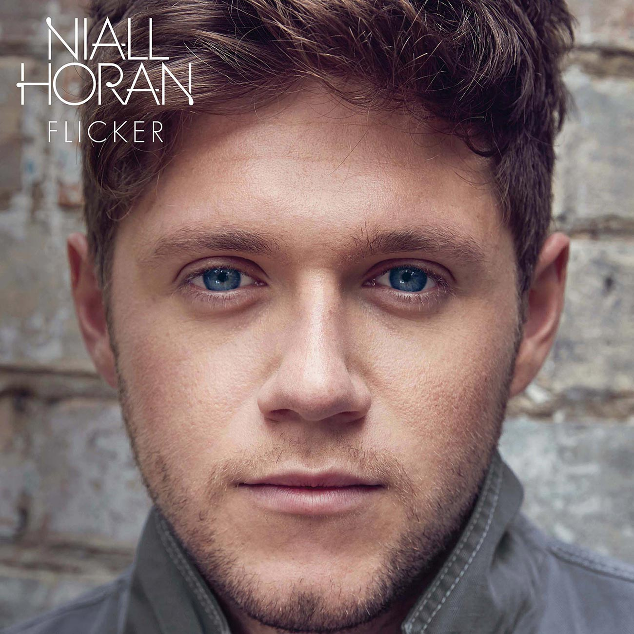 NIALL HORAN FLICKER ALBUM ART