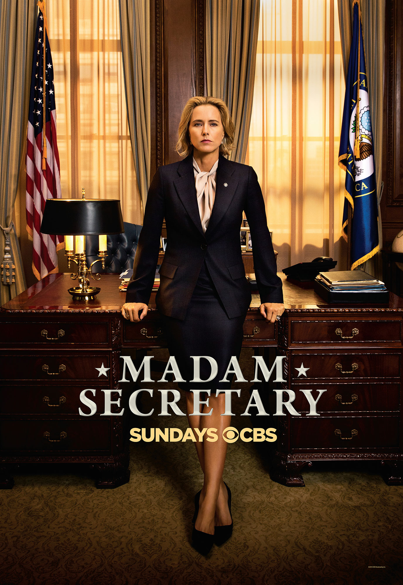 Téa Leoni as Madam Secretary | CBS
