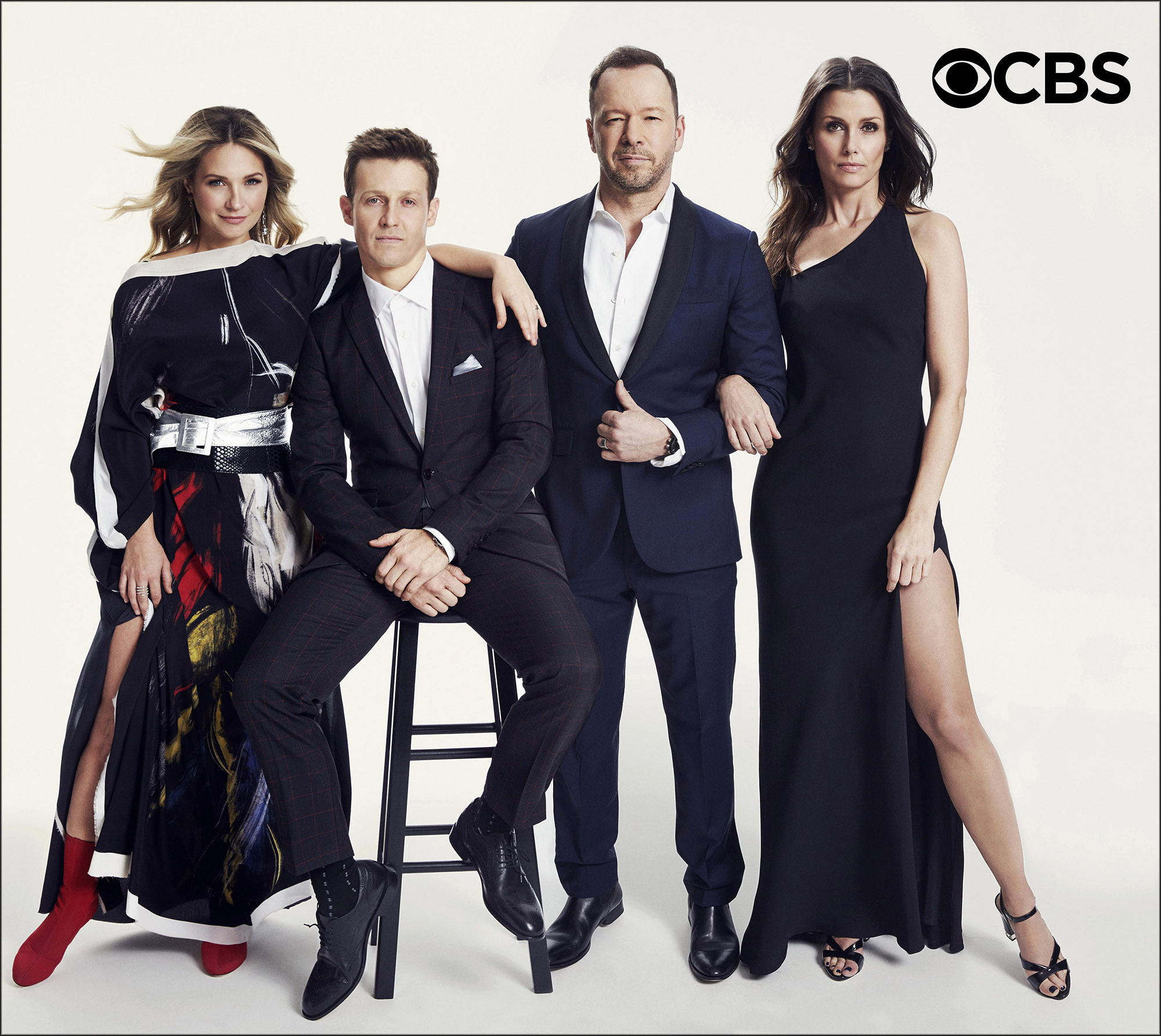Will Estes, Vanessa Ray, Bridget Moynahan, Donnie Wahlberg, CBS, Blue Bloods Blue Bloods